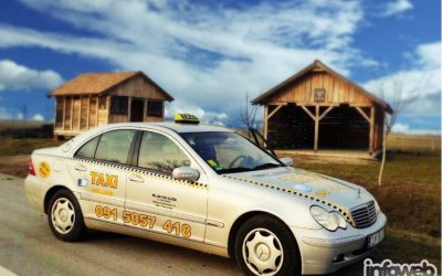 Taxi Beljan Đakovo – Najstarija taxi služba u Đakovu