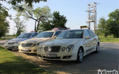 Taxi Edvin Đakovo – Taxi prijevoz u Đakovu