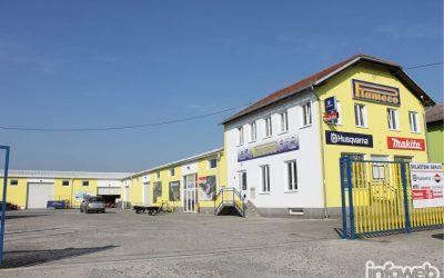 Plameco Đakovo -Prodaja i održavanje strojeva u industriji i poljoprivredi