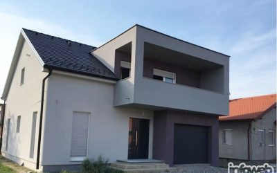 Blažević Interijer Kuševac – Izrada fasada u Đakovu