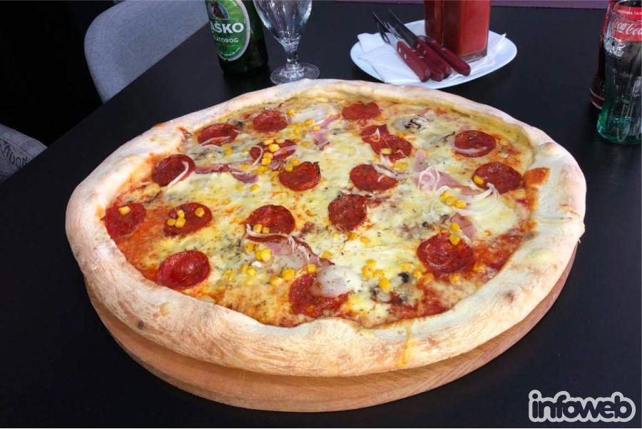 Pizzeria Amore Đakovo – Jumbo pizze za 50 kn u Đakovu