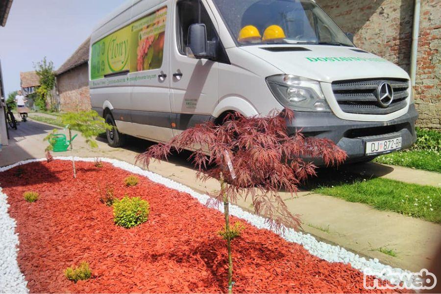 Tony vrtni centar Đakovo – Usluga ukrašavanja vrta ili okućnice u Đakovu