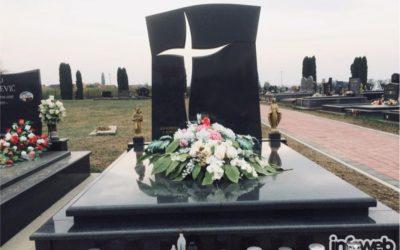 Klesarstvo Matej Strizivojna –Izrada spomenika u Đakovu