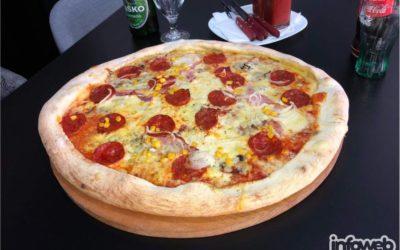 Pizzeria Amore Đakovo – Jumbo pizze za 50 kuna u Đakovu