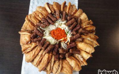 Restoran Verona Đakovo – Torta od ćevapa u Đakovu