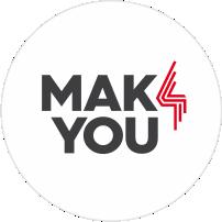 Diskont pića Mak4you Đakovo logo 1