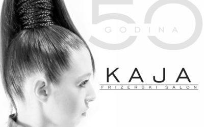 Frizerski salon Kaja slavi 50 godina od otvaranja